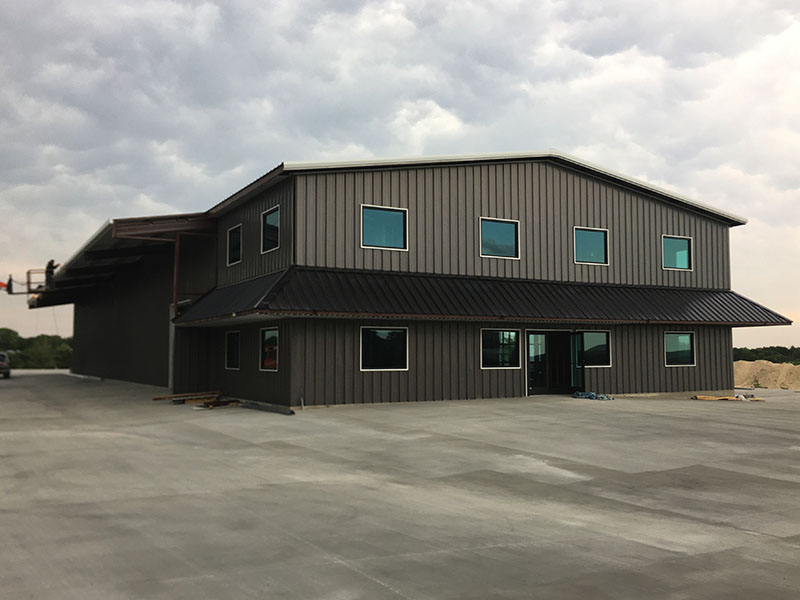 Elite Steel and Supply Commercial Building