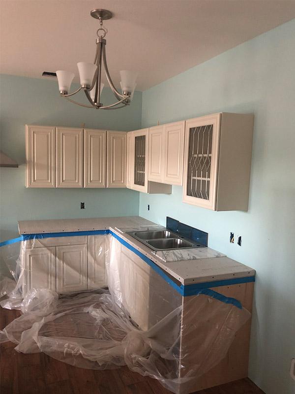 kitchen design barndominium