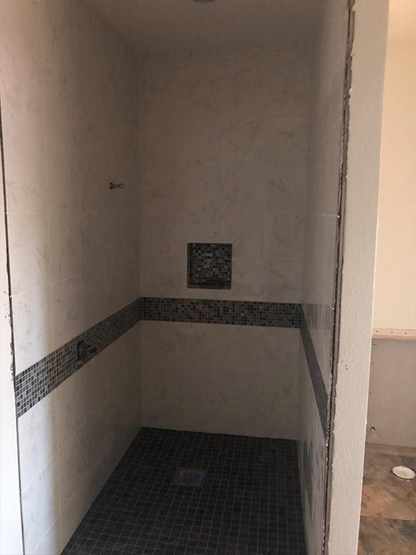 Bathroom design for barndominium